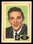 1960 Fleer Spins and Needles #41  Jimmy Dean  Front Thumbnail