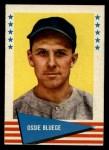 1961 Fleer #93  Ossie Bluege  Front Thumbnail