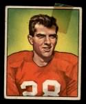 1950 Bowman #91  Frank Tripucka  Front Thumbnail