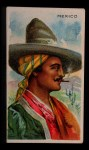 1911 Recruit T113 Types of Nations #28   Mexico Front Thumbnail