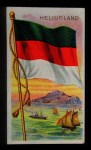 1911 Flags of All Nations T59 #62 REC  Heligoland Front Thumbnail