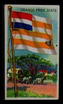 1911 Flags of All Nations T59 #98 BR  Orange Free State Front Thumbnail
