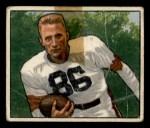 1950 Bowman #117  Dub Jones  Front Thumbnail