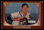 1955 Bowman #252  Roy Smalley  Front Thumbnail