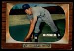 1955 Bowman #69  Bill Hunter  Front Thumbnail