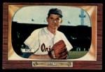 1955 Bowman #216  Preacher Roe  Front Thumbnail
