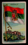 1911 Flags of All Nations T59 #3 BR  Anhalt Front Thumbnail