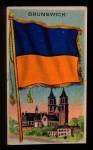 1911 Flags of All Nations T59 #20 BR  Brunswick Front Thumbnail
