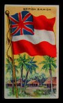1911 Flags of All Nations T59 #19 BR  British Samoa Front Thumbnail