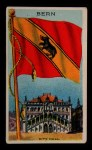 1911 Flags of All Nations T59 #14 BR  Bern Front Thumbnail