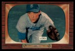 1955 Bowman #240  Billy Loes  Front Thumbnail