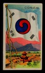 1911 Flags of All Nations T59 #30 BR  Corea Front Thumbnail