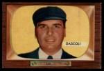 1955 Bowman #291  Frank Dascoli  Front Thumbnail