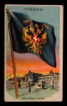 1911 Flags of All Nations T59 #148 BR  Vienna Front Thumbnail