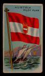 1911 Flags of All Nations T59 #151 REC  Austria Pilot Flag Front Thumbnail