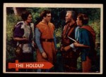 1957 Topps Robin Hood #11   The Holdup Front Thumbnail
