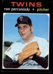1971 Topps #475  Ron Perranoski  Front Thumbnail