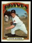 1972 Topps #333  Steve Barber  Front Thumbnail