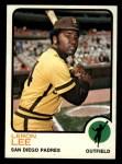 1973 Topps #83  Leron Lee  Front Thumbnail