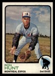 1973 Topps #149  Ron Hunt  Front Thumbnail