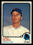 1973 Topps #501  Larry Gura  Front Thumbnail