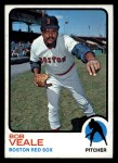 1973 Topps #518  Bob Veale  Front Thumbnail