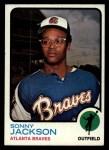 1973 Topps #403  Sonny Jackson  Front Thumbnail