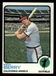 1973 Topps #445  Ken Berry  Front Thumbnail