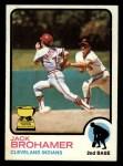1973 Topps #181  Jack Brohamer  Front Thumbnail