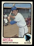 1973 Topps #188  Cookie Rojas  Front Thumbnail