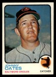 1973 Topps #9  Johnny Oates  Front Thumbnail