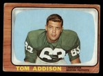 1966 Topps #1  Tom Tommy Addison  Front Thumbnail