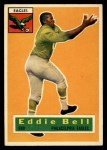 1956 Topps #4  Eddie Bell  Front Thumbnail
