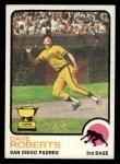 1973 Topps #133  Dave Roberts  Front Thumbnail