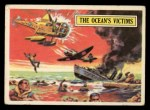 1965 Topps Battle #16   The Ocean's Victims  Front Thumbnail