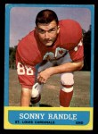 1963 Topps #149  Sonny Randle  Front Thumbnail