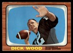 1966 Topps #89  Dick Wood  Front Thumbnail