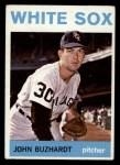 1964 Topps #323  John Buzhardt  Front Thumbnail