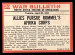 1965 Philadelphia War Bulletin #20   The Noose Tightens Back Thumbnail
