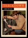 1958 Topps TV Westerns #17   Search for Clues  Front Thumbnail