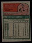 1975 Topps Mini #365  Bob Bailey  Back Thumbnail