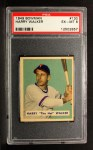 1949 Bowman #130  Harry Walker  Front Thumbnail