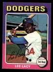 1975 Topps Mini #631  Lee Lacy  Front Thumbnail