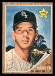 1962 Topps #479  Joel Horlen  Front Thumbnail