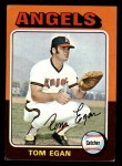 1975 Topps Mini #88  Tom Egan  Front Thumbnail