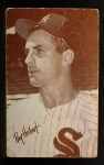 1963 Exhibits Stat Back  Ray Herbert  Front Thumbnail