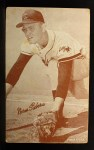 1963 Exhibits Stat Back  Norm Siebern  Front Thumbnail
