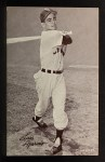 1962 Exhibit Stat Back #2  Luis Aparicio  Front Thumbnail