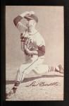 1947 Exhibits SID Lew Burdette   Front Thumbnail