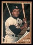 1962 Topps #491  Leon Wagner  Front Thumbnail